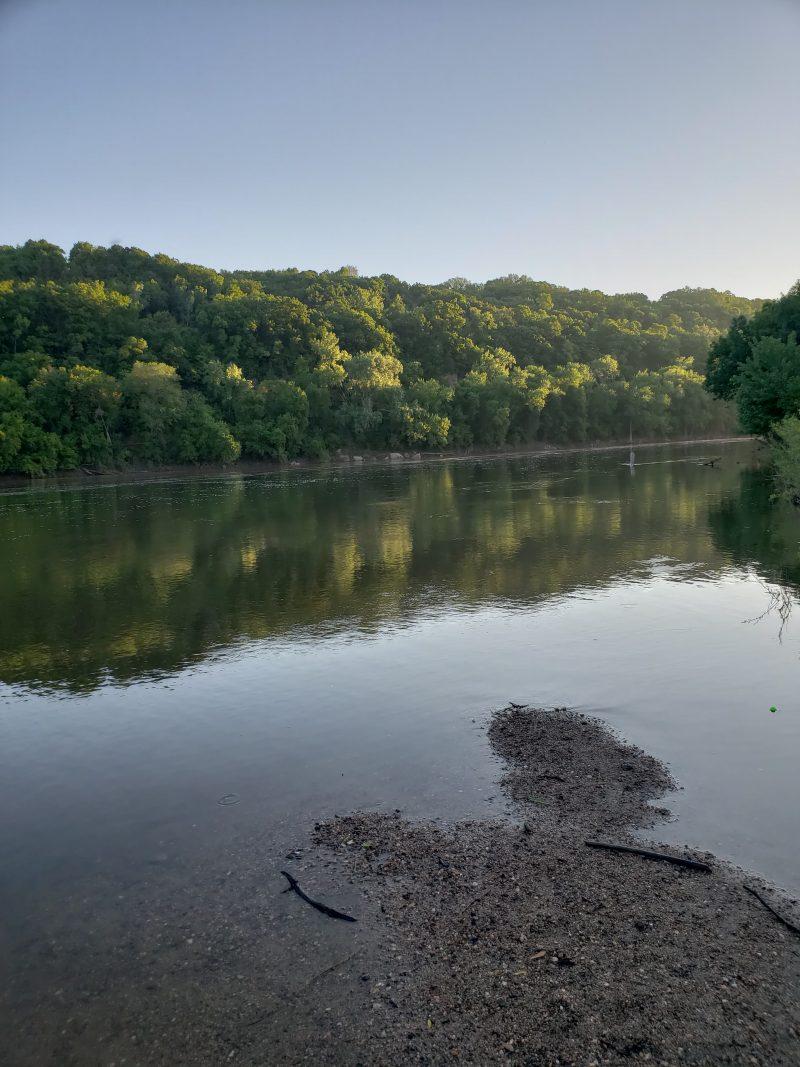 Minnesota River Reflection