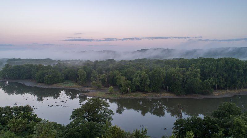 Kasota Prairie & Minnesota River