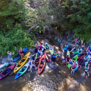Adopt a River eco project