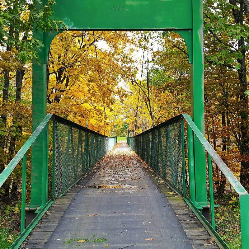 Golf Club Bridge