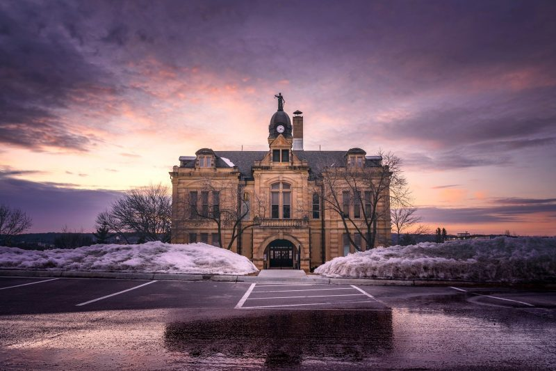 Mankato Courthouse