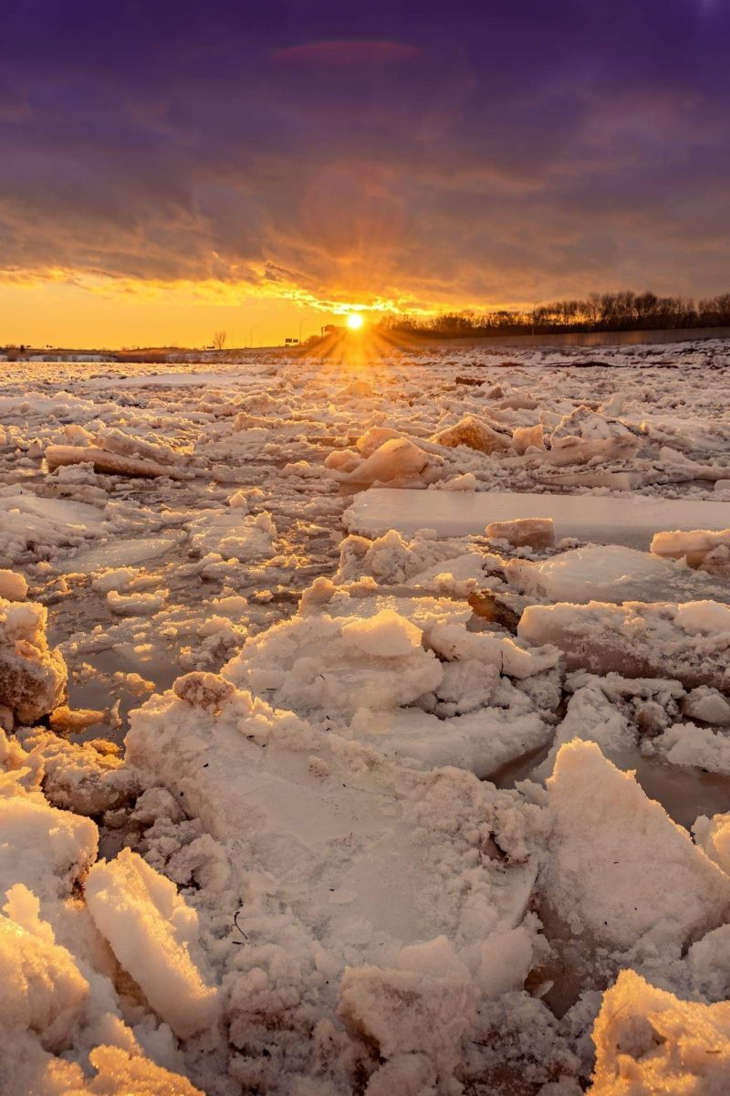 MN River Sunset