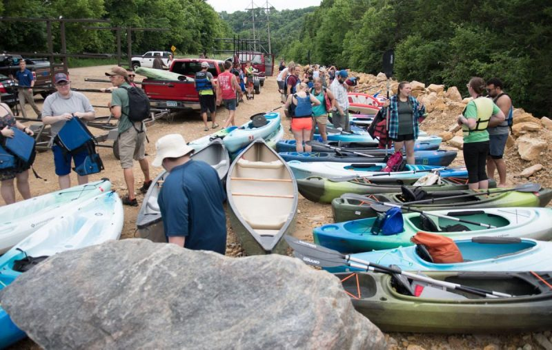 River Adoption Event