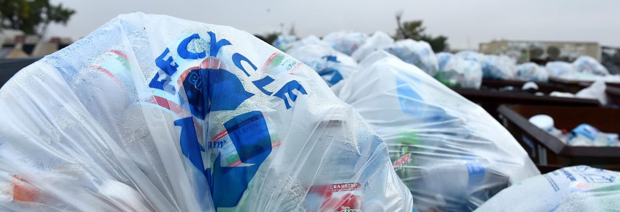 Are plastic bags recyclable?